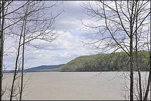 access the Ohio River with our boat ramp